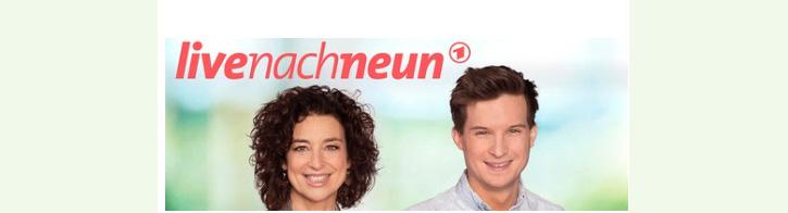 ARD Morgensendung livenachneun