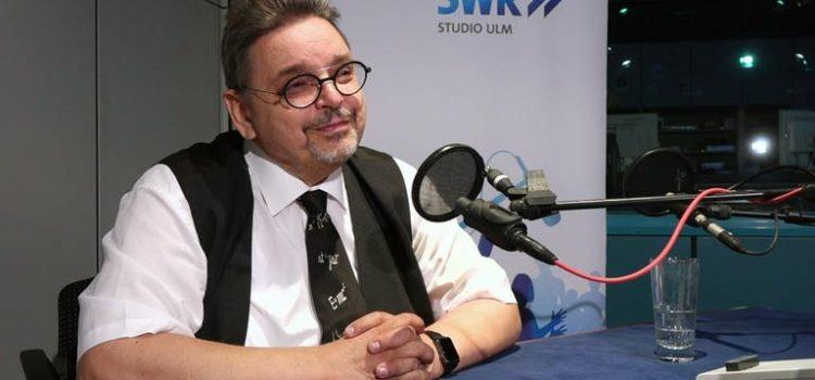 Radio-Interview bei Südwestfunk zu Themen wie Killerpollen, zärtlicher Husten und manches mehr