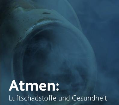 Die deutschen Lungenärzte zur Luftverschmutzung in Deutschland
